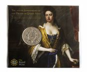 2014 £5 Royal Mint Brilliant Uncirculated pack